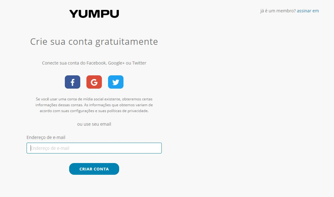 Registrar em la free flipbook creator online YumpuPublishing